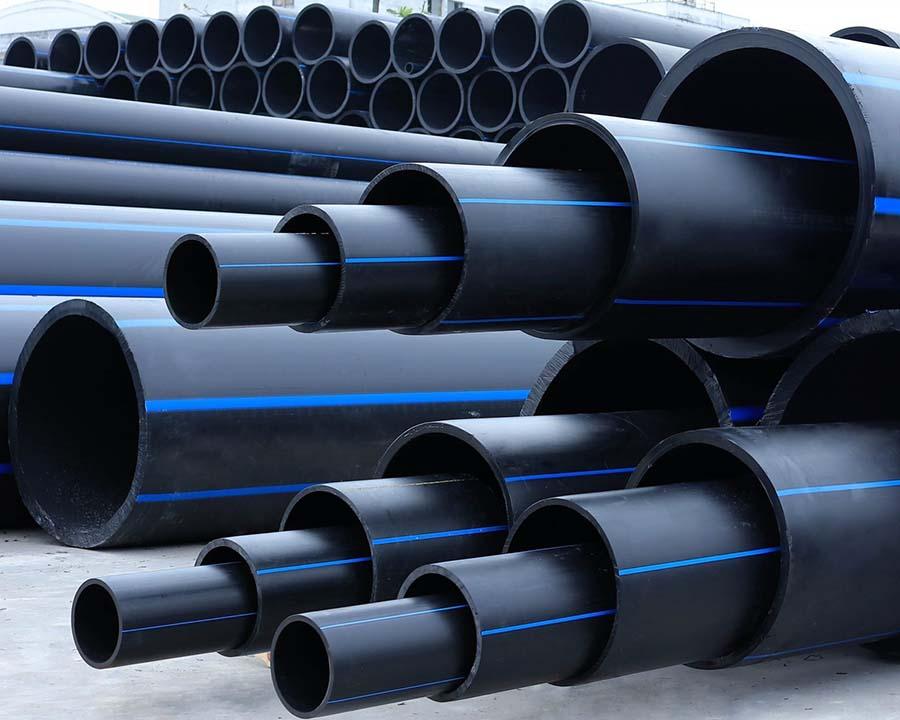 Ống nhựa HDPE với nhiều kích thước