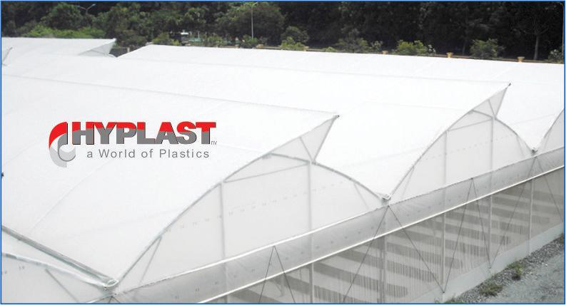 màng PE phủ nhà kính Hyplast
